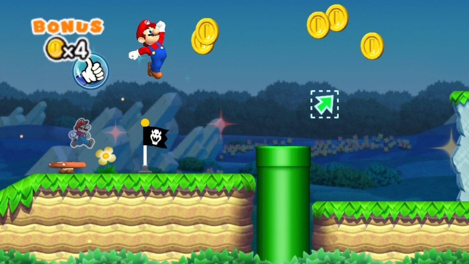 Super Mario Run disponibile per Android dal 23 marzo