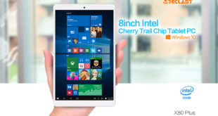 Tablet-PC Teclast X80 Plus