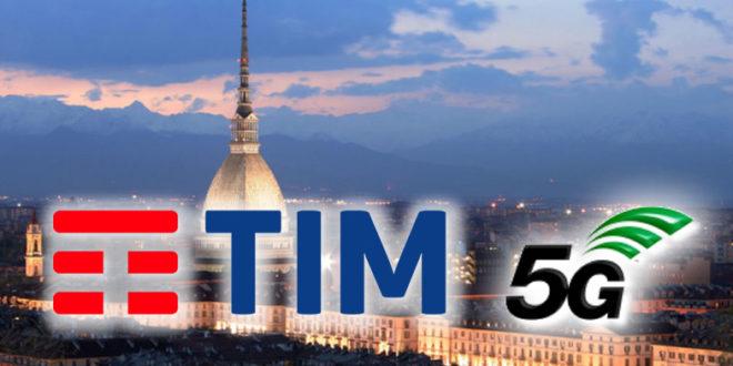TIM ha scelto come prima città per il 5G sarà Torino