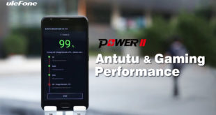 Ulefone Power 2 Test Antutu benchmark