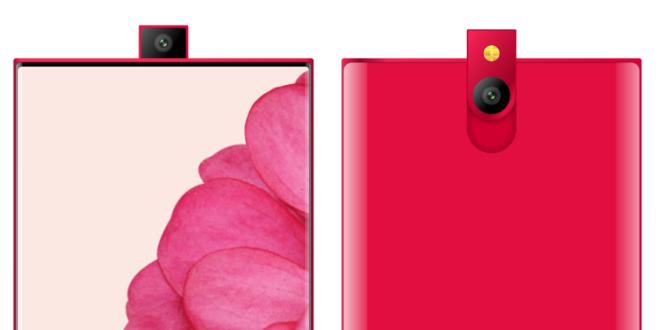 Nuovo smartphone Elephone con camera anteriore pop-up