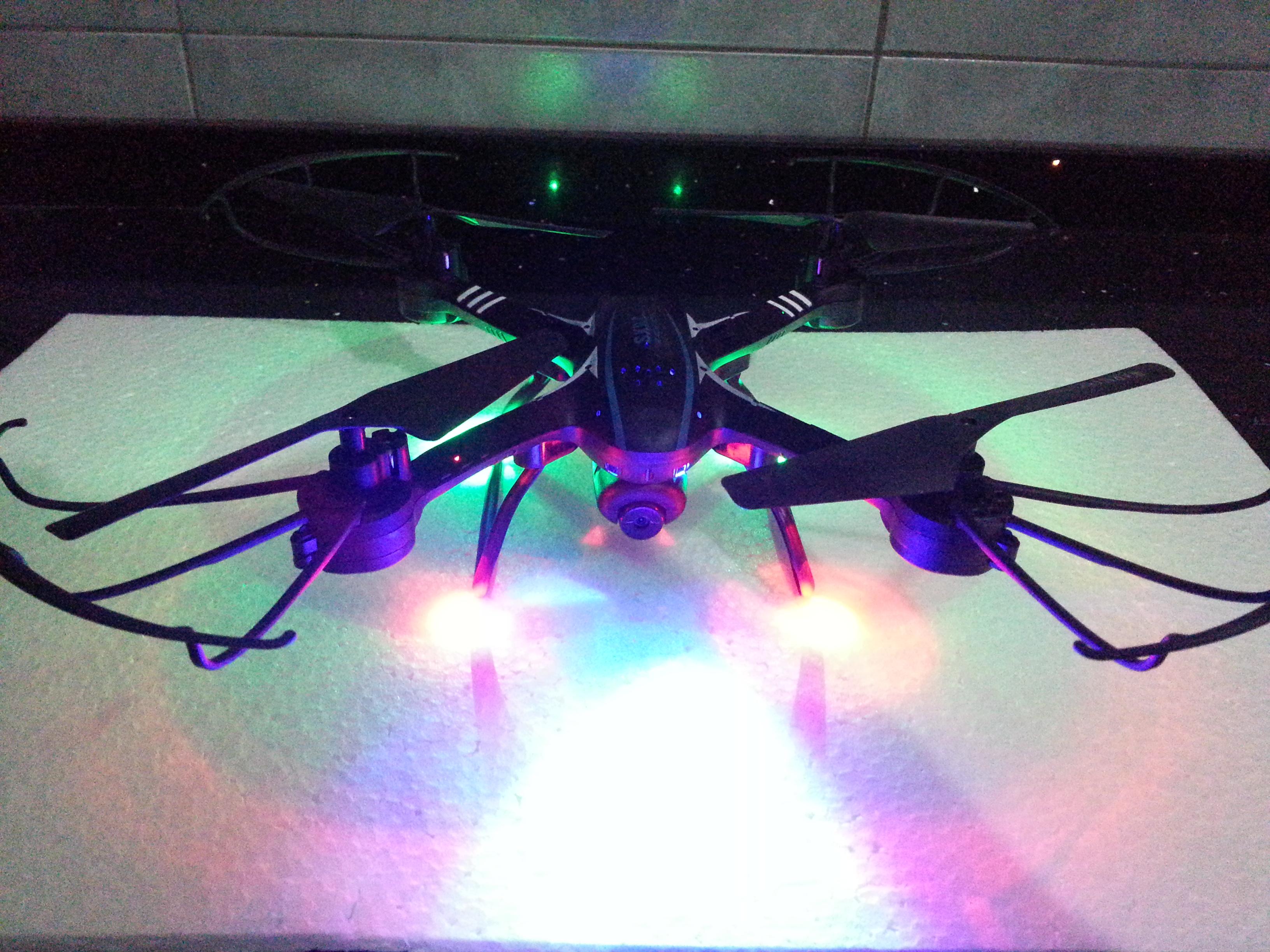 Mini Drone SKRC D20W la recensione