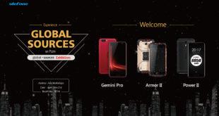 Ulefone parteciperà alla fiera di Hong Kong