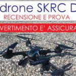 Mini Drone SKRC D20W