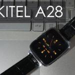 OUKITEL A28 smartwatch. Recensione ITA