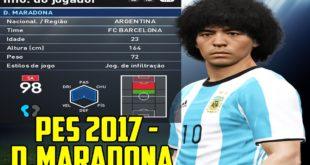 Battaglia legale tra Konami e Maradona