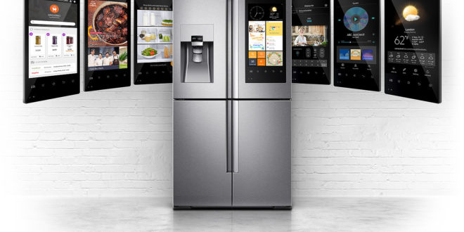 Samsung Family Hub, frigo smart con Android