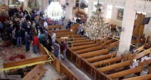 Due ordigni in due chiese fatte esplodere in Egitto.