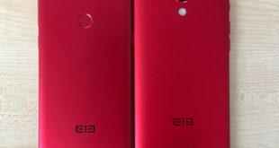 Elephone P8 e P8 Mini