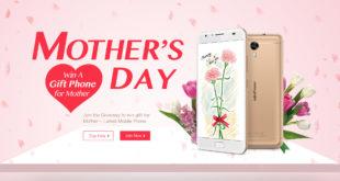 Promozione Ulefone per la Festa della mamma