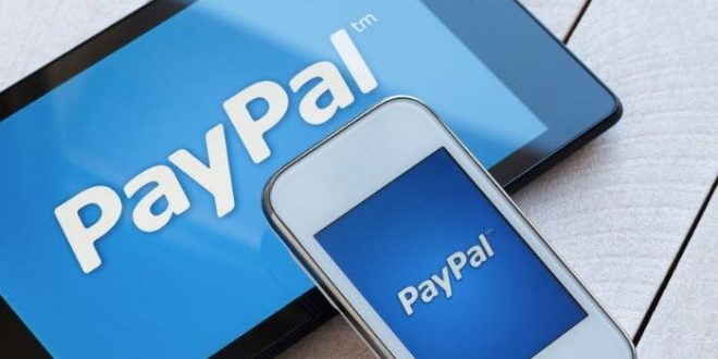 PayPal ricarica.