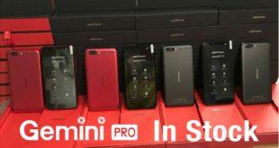 Ulefone Gemini Pro iniziano le prime consegne
