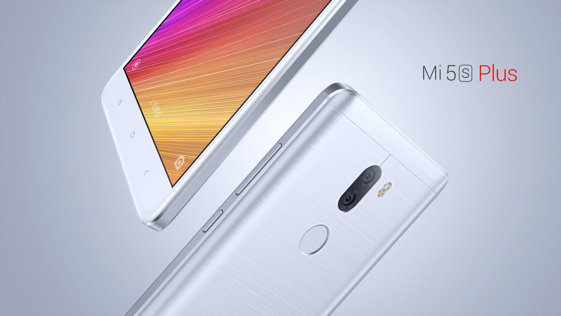 Xiaomi Mi5S Plus 4G Phablet 64GB ROM