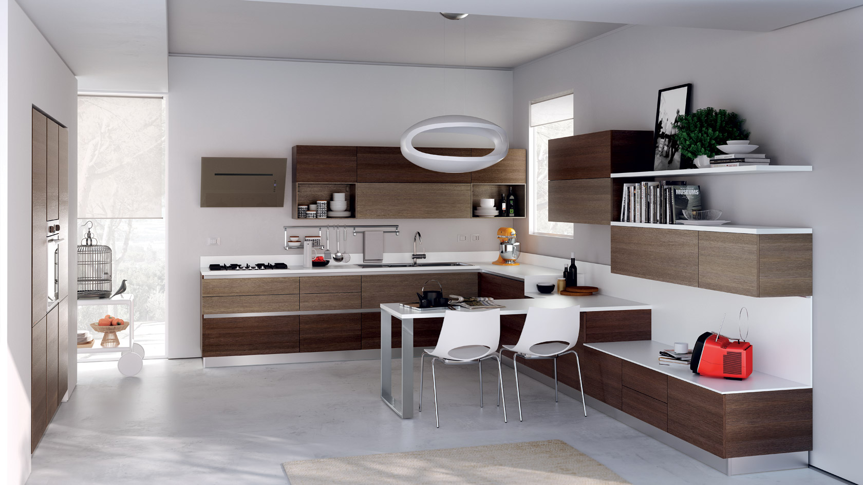 Emejing Composizione Cucina On Line Photos - Home Ideas - tyger.us