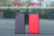 Ulefone T1 vs OnePlus 5. Confronto multitasking e prestazioni di gioco.