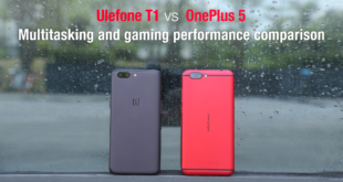 Ulefone T1 contro OnePLus 5