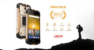Ulefone Armor 2, telefono rugged super resistente