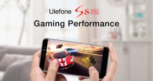 Video Ulefone S8 Pro