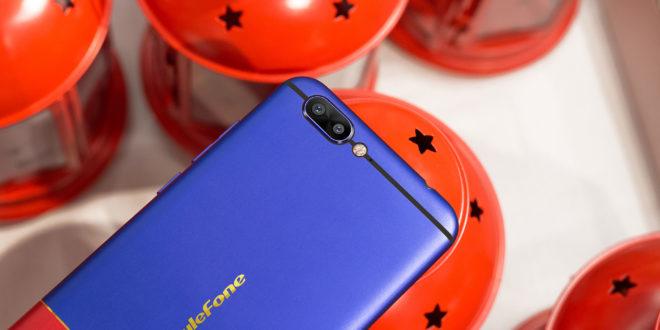 Ulefone T1 in edizione limitata con 128GB di memoria interna