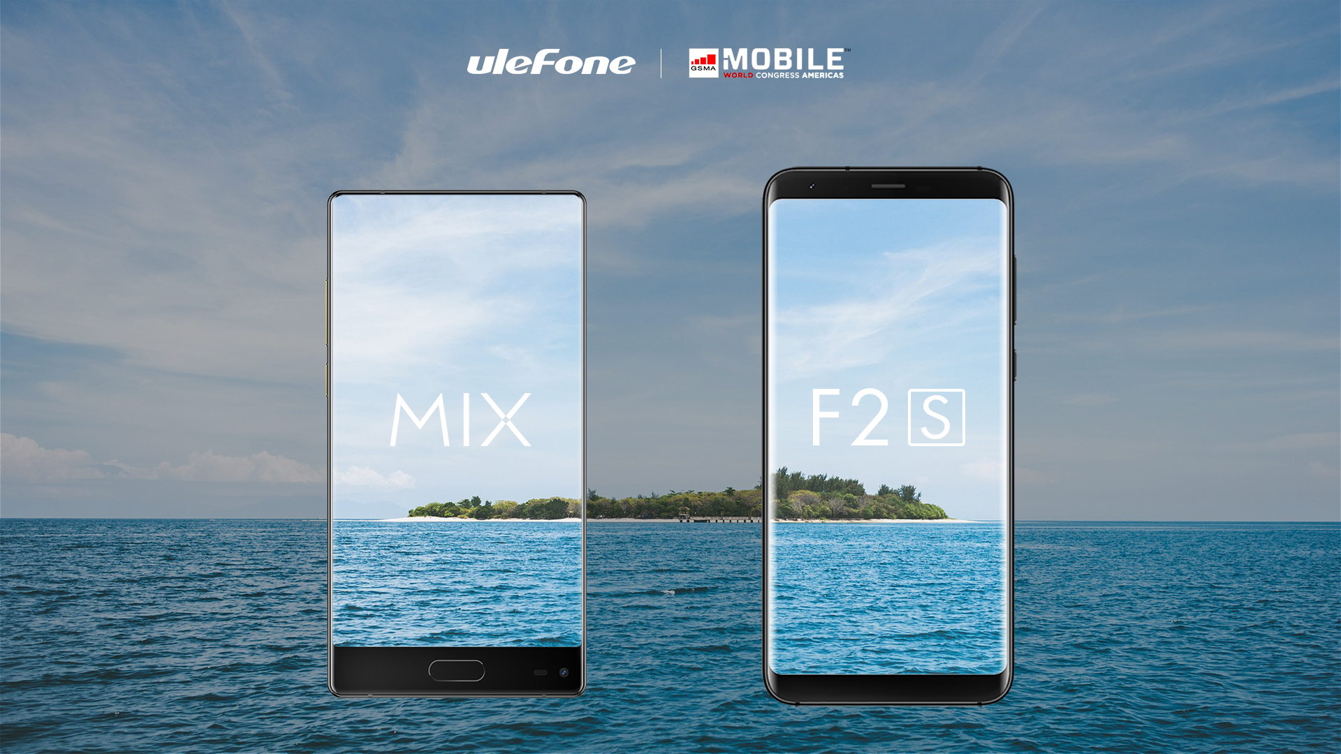 Ulefone presenta MIX e F2S