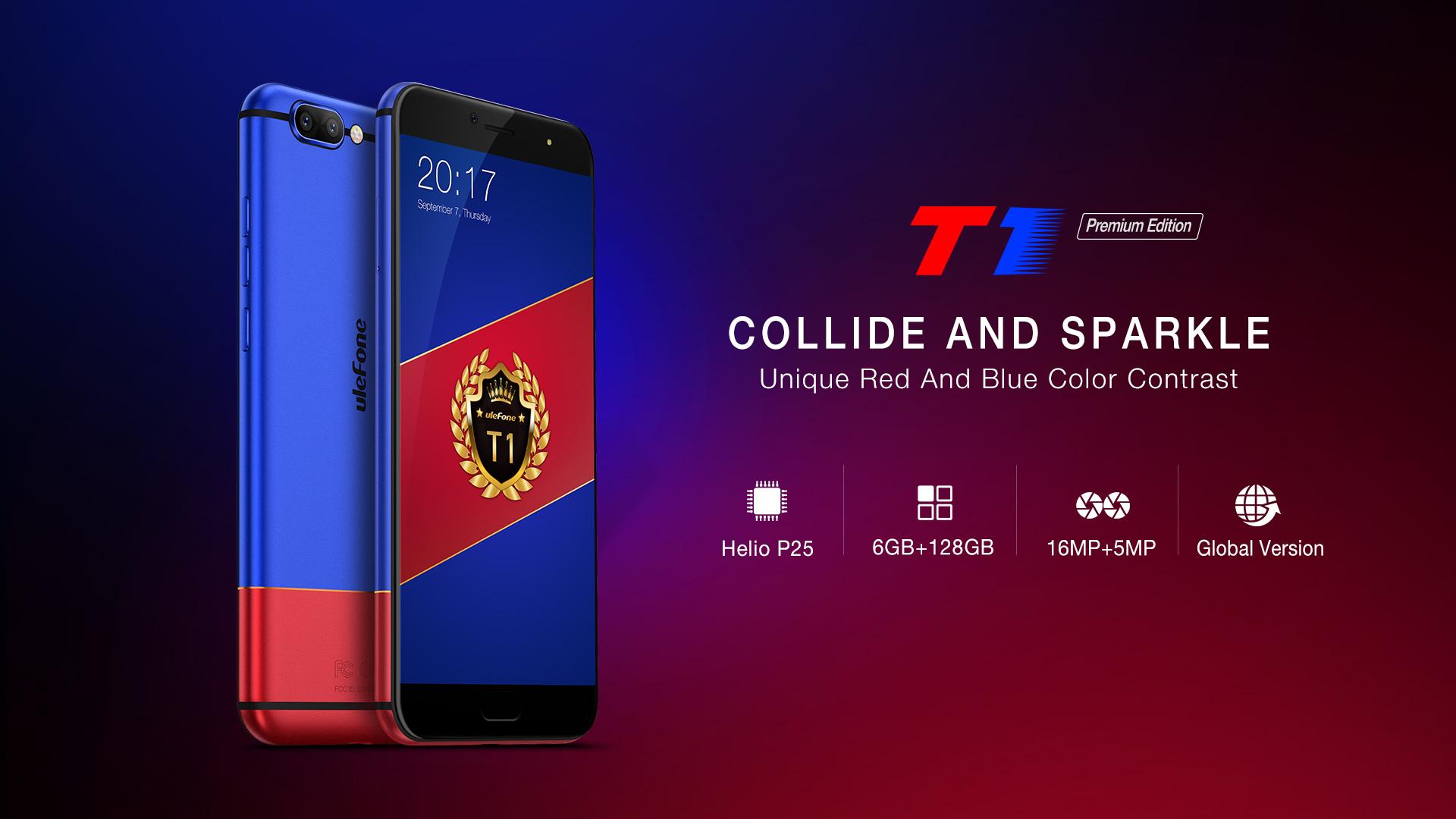 Ulefone T1, Premium Edition