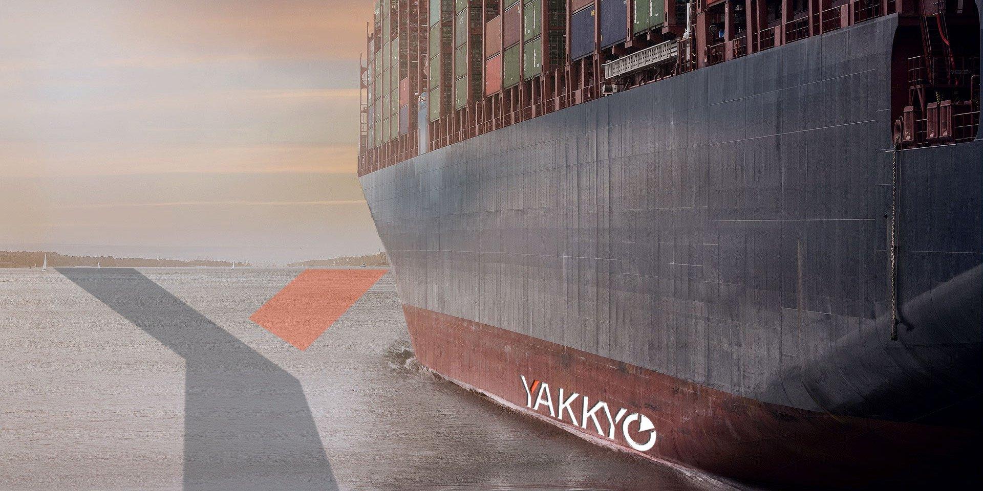 Yakkyo comprare online dalla Cina