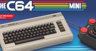 THEC64 Mini. Commodore 64 Mini