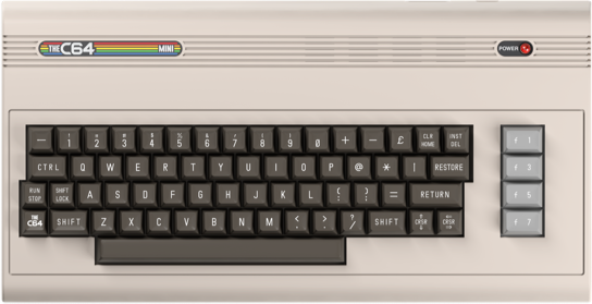 THEC64 Mini. Commodore 64 Mini