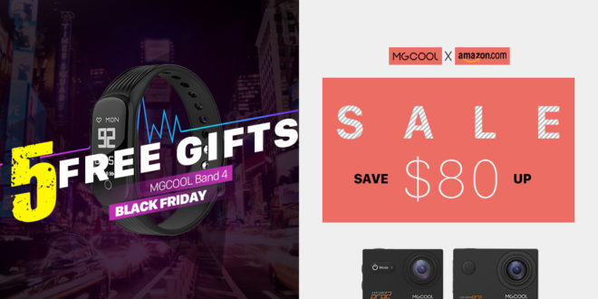 Black Friday Amazon: offerta esclusiva per le camere MGCOOL
