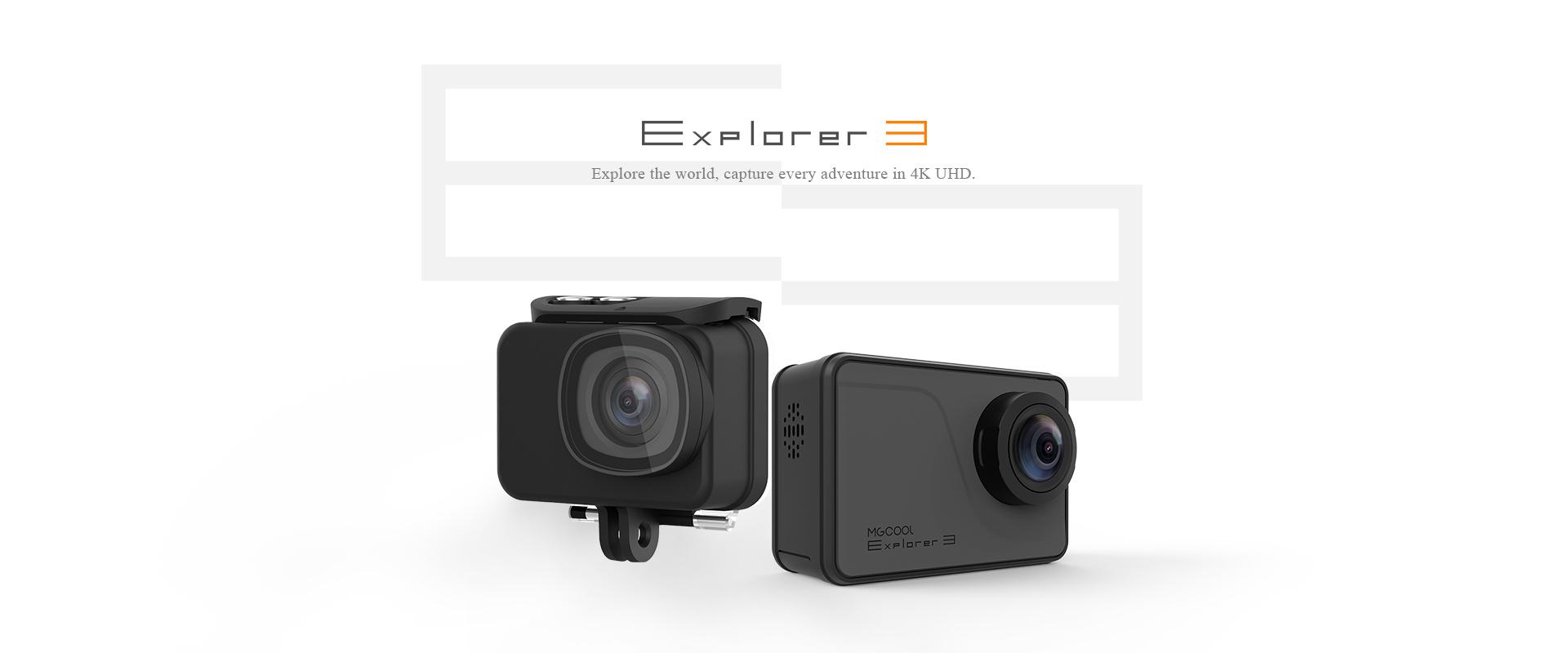 Blognews24.com|MGCOOL Explorer native 4k action camera
