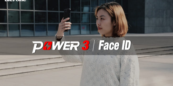 Ulefone Power 3 Face ID