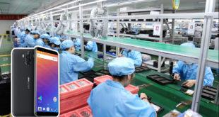 Processo produttivo di Ulefone Power 3