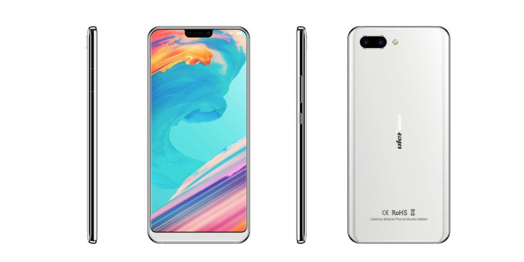 Ulefone T2 Pro al MWC
