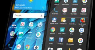 ZTE Axon M, lo smartphone dual screen con TIM