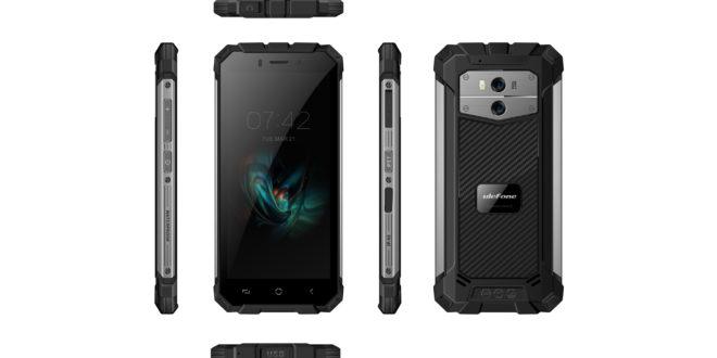 Ulefone Armor X. In arrivo un nuovo Rugged smartphone!