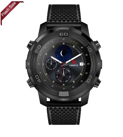 LEMFO LEM6 3G Smartwatch Phone