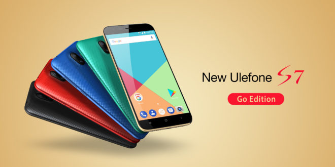 Ulefone S7 Go