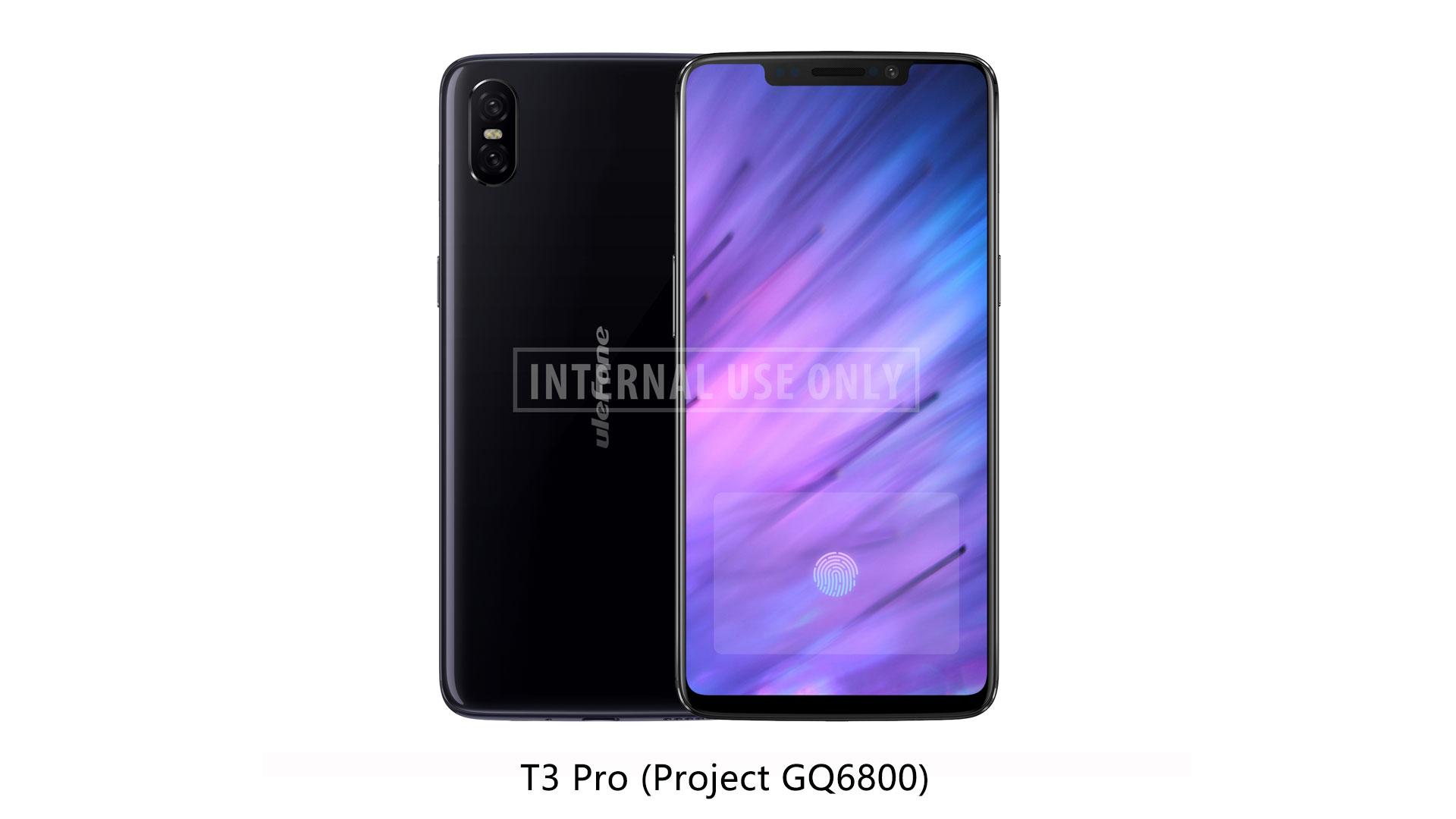 Ulefone T3 Pro