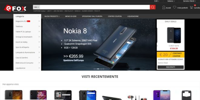 MYEFOX mette in offerta il OnePlus 6 e lo Xiaomi Pocophone F1.
