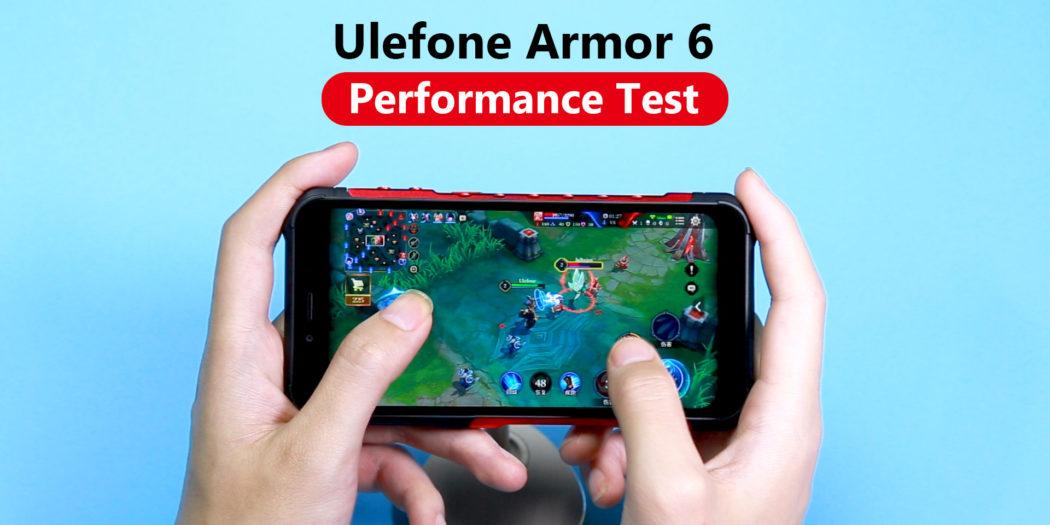 Ulefone Armor 6, ecco un video prestazioni