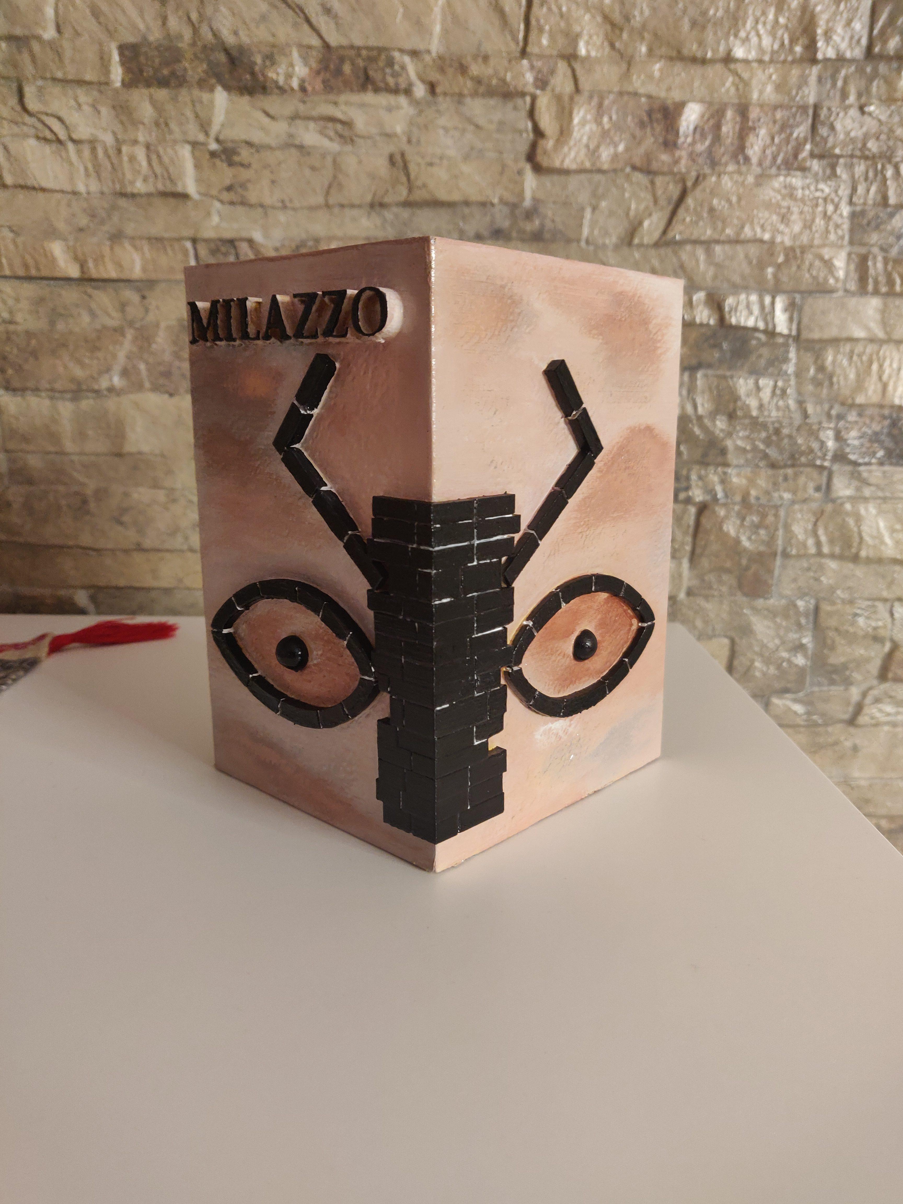 LO SCARABEO DI MILAZZO IN 3D