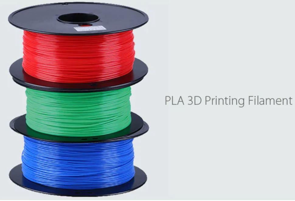 Anet Fai da Te del 340m 1,75 mm PLA 3D Filamento Stampa - Blu