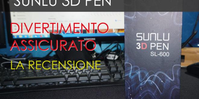 penna 3d Sunlu