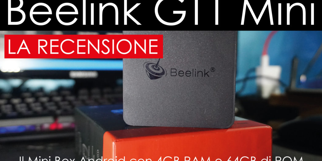 TV Box Android Beelink Gt1 Mini