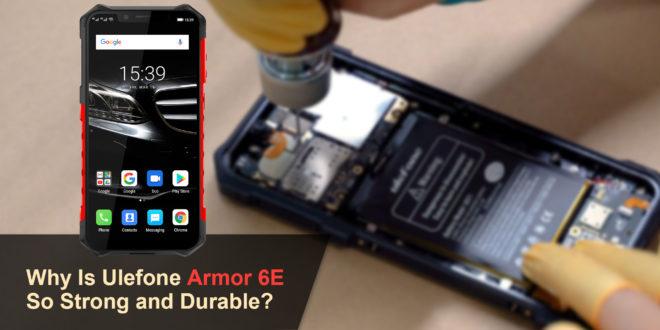 I segreti di una perfetta durata di Ulefone Armor 6E