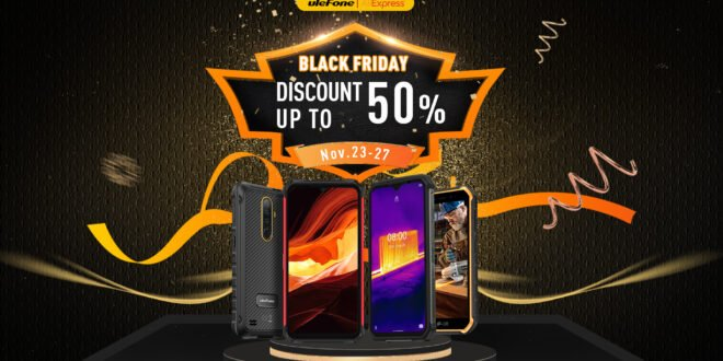 Black Friday Ulefone su Aliexpress